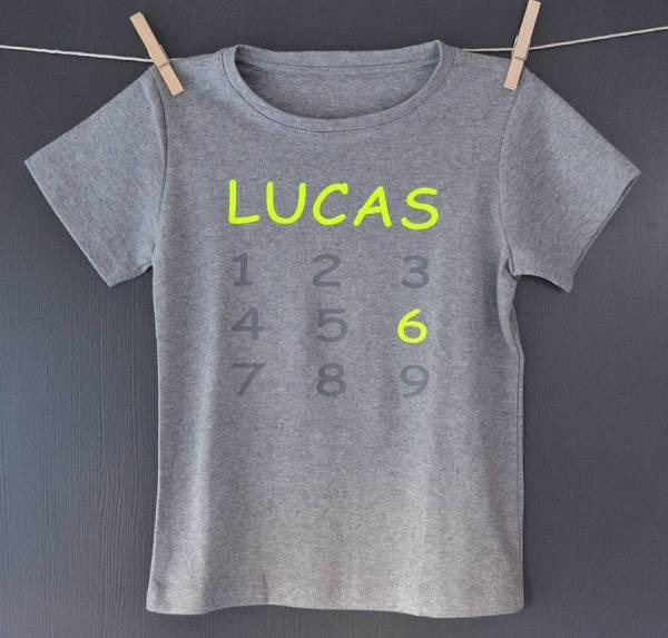 10 Neon Girl Birthday Shirt