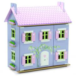 Corner Kitchen Rug Towel Bar Lavender Dolls House With Furniture By Hibba Toys Of Leeds ...