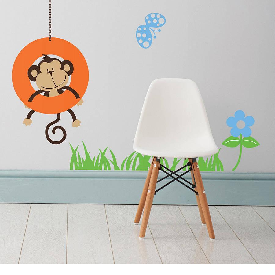 fun kids chair eames style by ciel  notonthehighstreetcom
