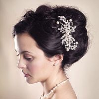 Unique Bridal Hairpieces