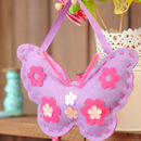 Activity Gift Butterfly Sewing Craft Kit In Lilac Girls By ...