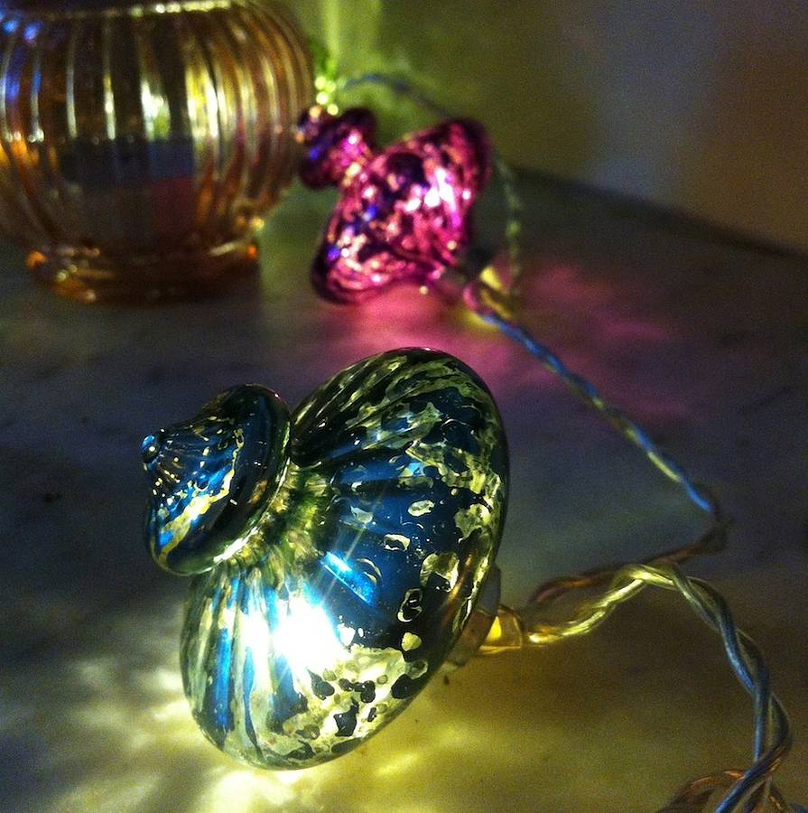Micro Led String Lights Battery