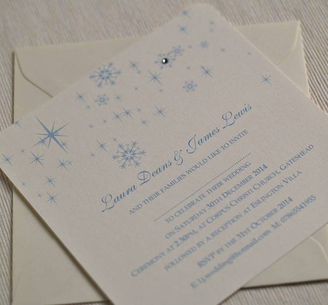 Christmas Wedding Invitations Uk Invitation Ideas