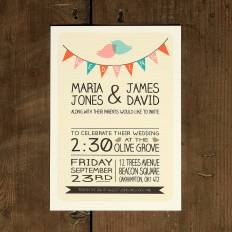 Image result for small wedding invitation