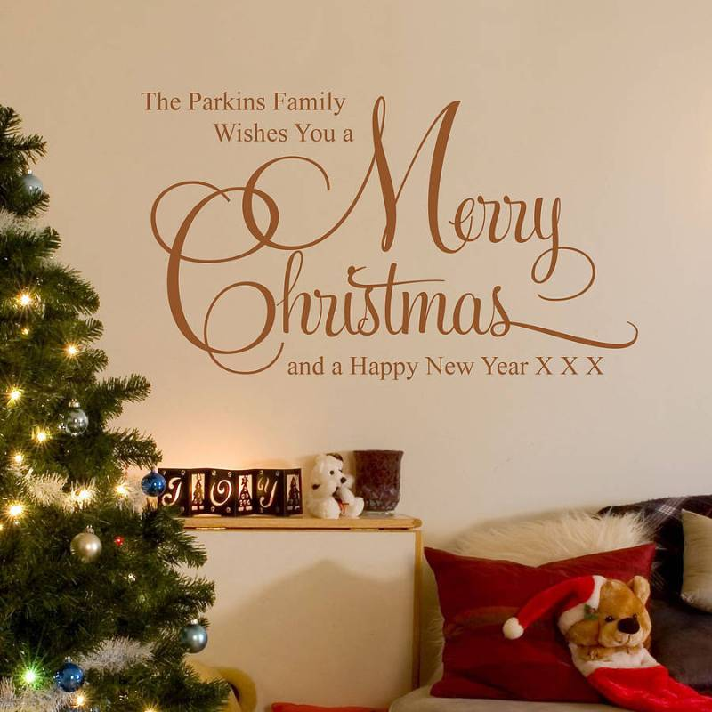 Ideas Christmas Wall Decals Removable On Excoloringbdownload - Christmas wall decals removable