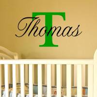 name stickers for walls by wall art quotes & designs by ...