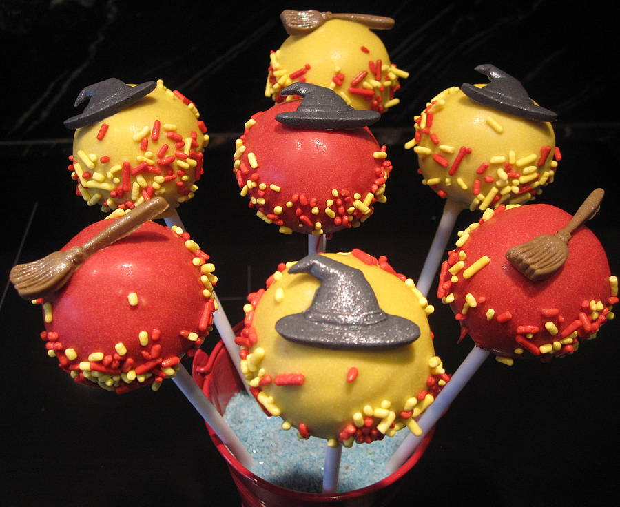 Witches And Wizards Cake Pop Baking Kit By The Original
