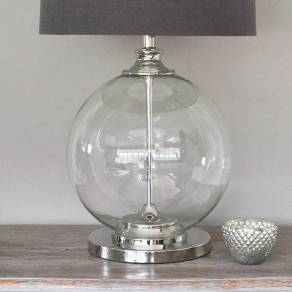 Vintage Glass Table Lamp Shades
