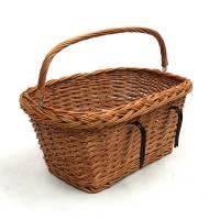 large bicycle wicker basket by prestige wicker ...