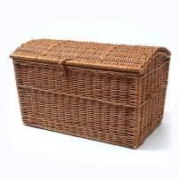 wicker chest storage basket by prestige wicker ...