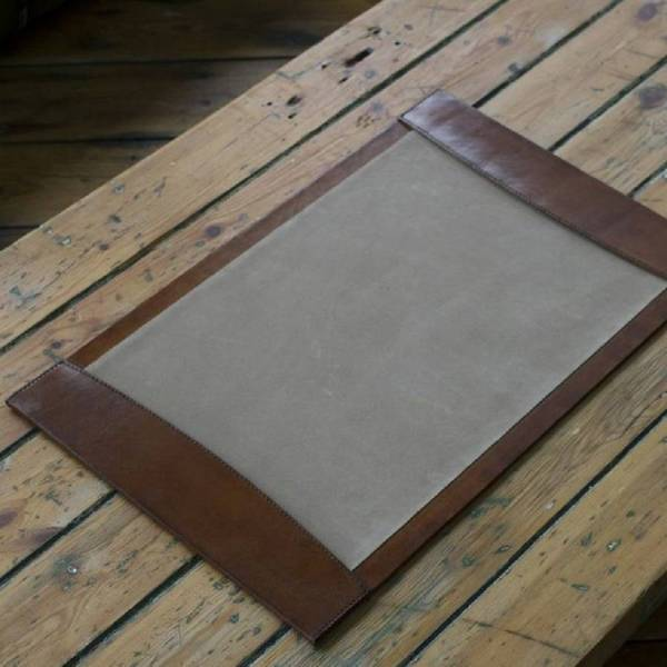 Leather Desk Blotter