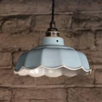 avalon sky ceramic pendant light by lyngard ceramics ...