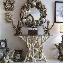 Behind Sofa Tables Garden Sleeper Reviews Driftwood Console Table By Doris Brixham ...