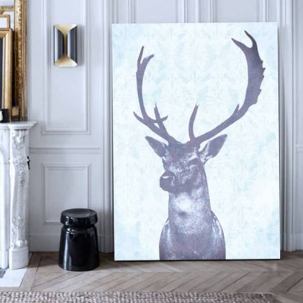 Stag Canvas Art