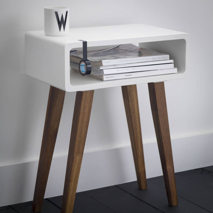edith side table by m and lu  notonthehighstreetcom