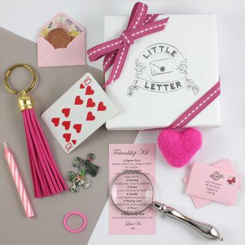Personalised Mini Letter Birthday Keepsake Gift cheap gift ideas for teen girls