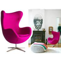 armchair, cocoon egg style, modern arm chair by cielshop ...