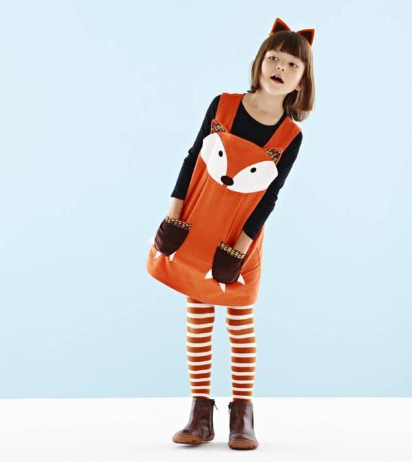 Fox Dress Wild Funky Little Dresses