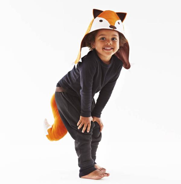 Fox Costume Baby And Child Hat Wild Funky Little