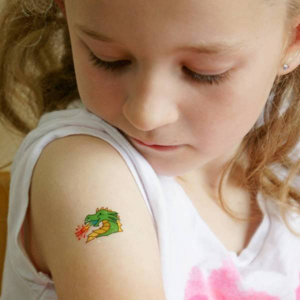 temporary tattoos girls