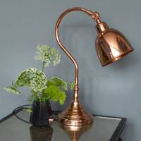 Copper Desk Lamps Styles | yvotube.com