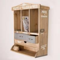 wooden hallway storage cabinet by dibor ...