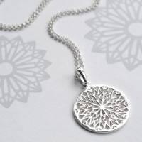 sterling silver snowflake earrings by martha jackson ...