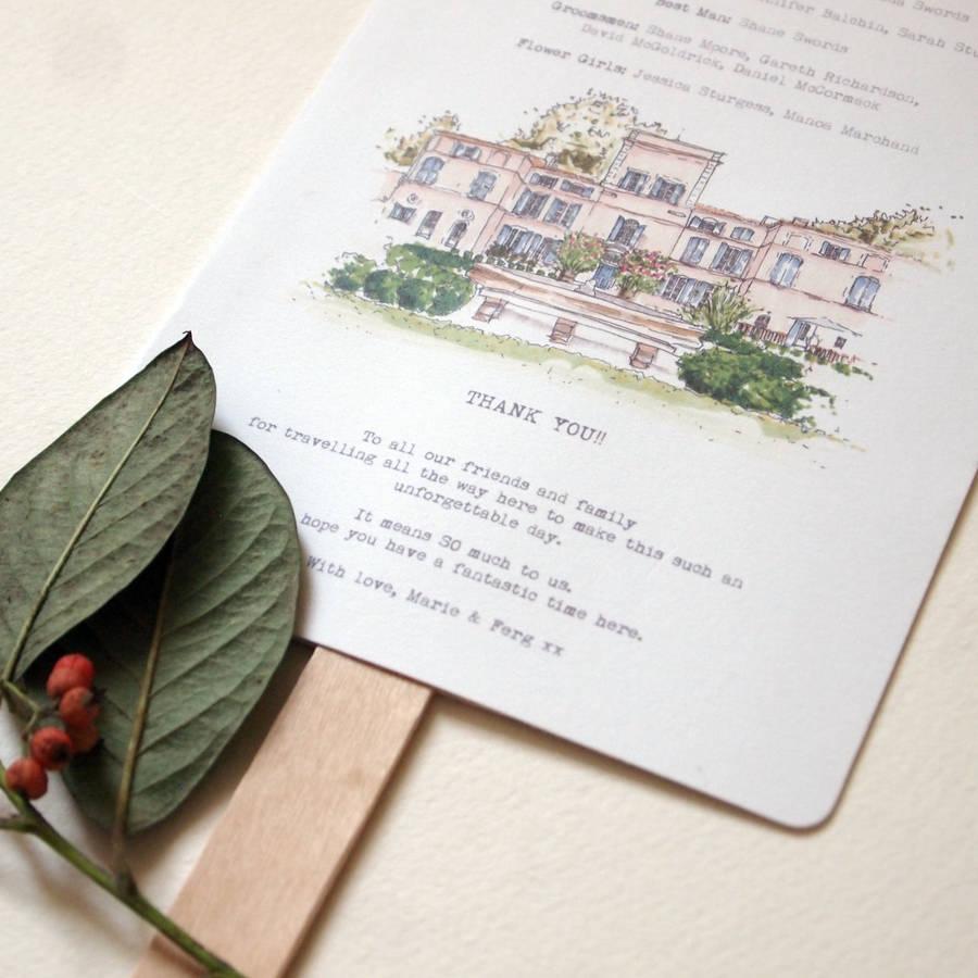 Quality Card Wedding Invitations