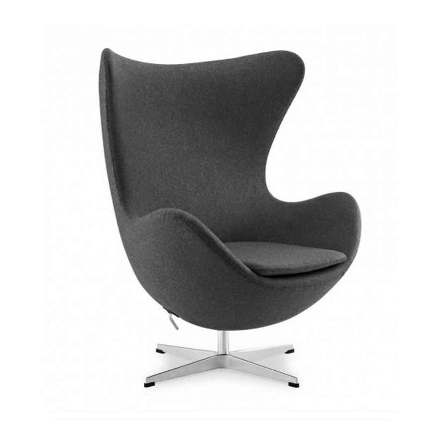 armchair cocoon egg style modern arm chair by cielshop