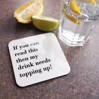 Drink Coaster