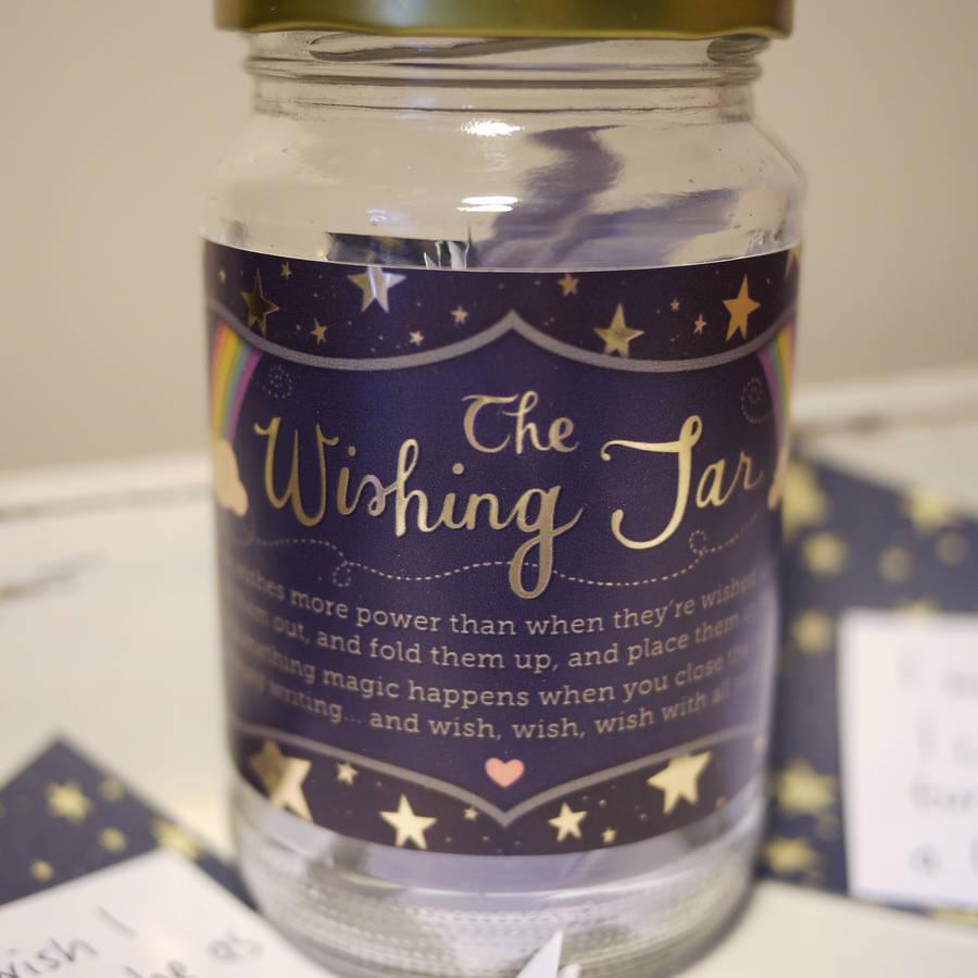 The Wishing Jar By Leelu