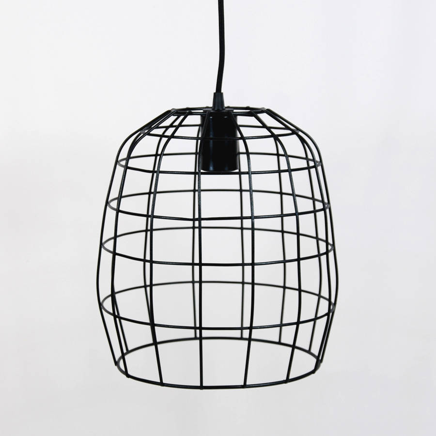 geometric pendant lamp shade by victoria & abigail