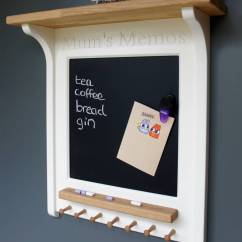 Framed Chalkboard For Kitchen Cheap Countertops Mum's Memos Magnetic Chalk Board By Chatsworth Cabinets ...