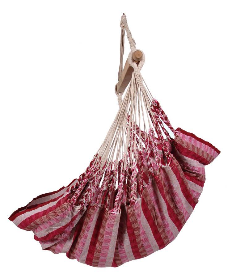 hanging chair notonthehighstreet cover rental austin tx cuadro rosa by emilyhannah ltd com