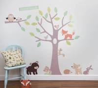 Forest Nursery Wall Decals ~ TheNurseries