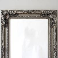 grand silver or gold full length dressing mirror by ...