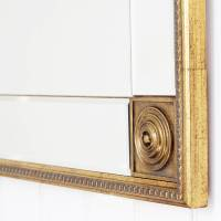 bevelled gold full length mirror by decorative mirrors ...