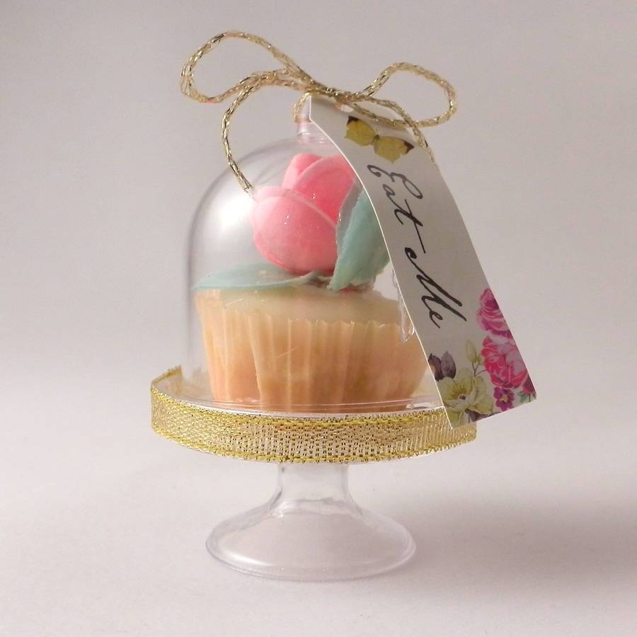 Mini Cupcake And Macaroon Cake Stands By Bunting Amp Barrow