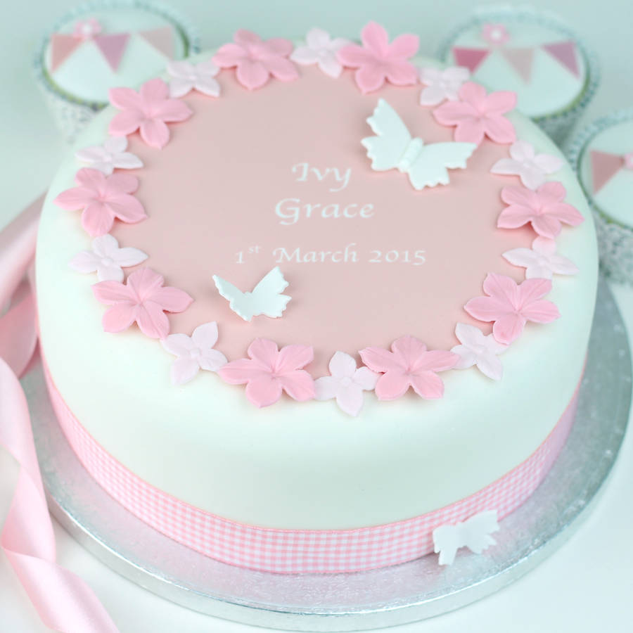 Flower Cake Decorating Ideas