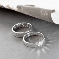sterling silver secret message ring by martha jackson ...