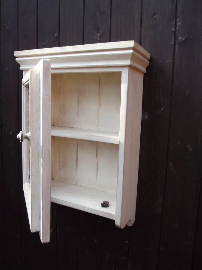 reclaimed antique bathroom cabinet by woods vintage home