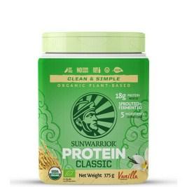 SunWarrior Classic Plus Raw Vegan Protein Powder