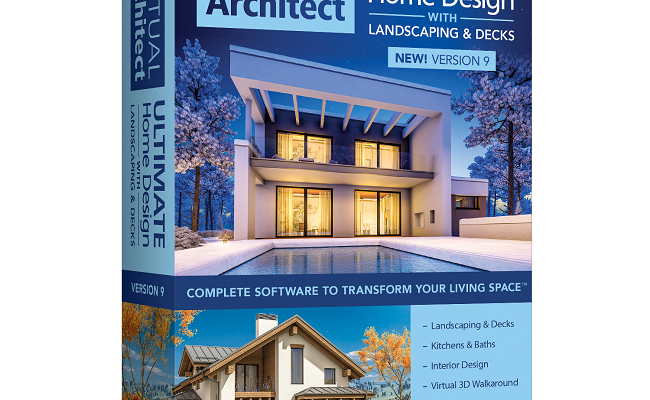 Virtual Architect Ultimate Home Design With Landscaping And Decks 9 0 Free Download Cute766
