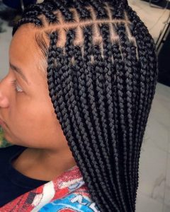 Here Are Trendy Protective Styles That Can Bring The Heat To Your