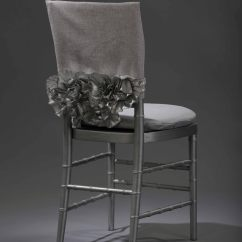 Chair Cover Hire Preston White Bonded Leather Sofia Silver Cap Bailey Collection Nüage