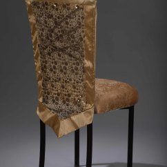 Gold Sequin Chair Covers Adirondack With Cup Holder Plans Bubble Chameleon Cover Nüage Designs