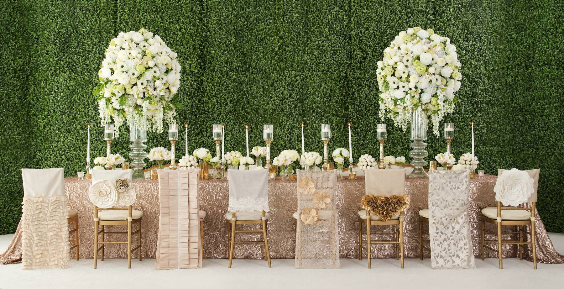 Couture Linen & Furniture Rentals For