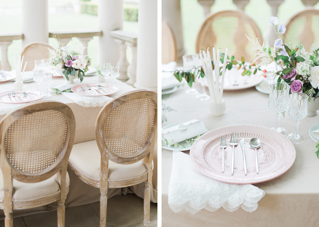 chair cover rentals washington dc wood lounge designs simply perfect wedding inspiration photoshoot in shades of neutral add to that these french country chairs from white glove and the most delicate flowers casa delirio this comes together for a truly