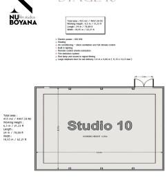 sound stage 10 455m2 [ 2362 x 2927 Pixel ]
