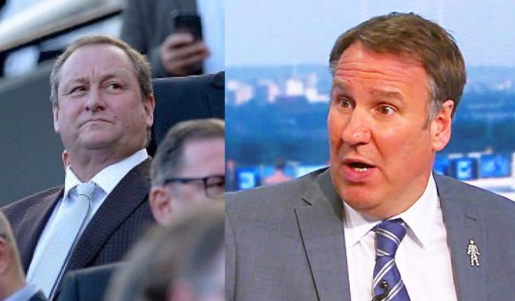 Former newcastle united owner mike ashley accepts it 'didn't work out on the pitch' but insists he left a 'good foundation' at the club. Paul Merson attacks Mike Ashley - Hits nail on the head ...